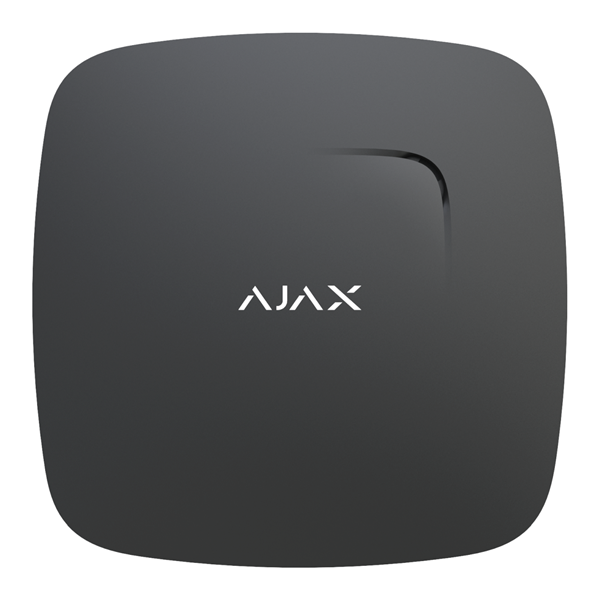 AJAX FireProtect black front
