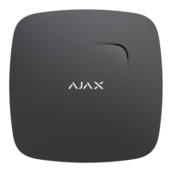 AJAX FireProtect Plus black front