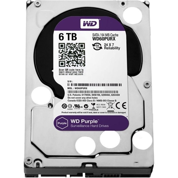 Picture of Surveillance hard disc 6TB
