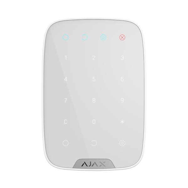 AJAX KeyPad white front