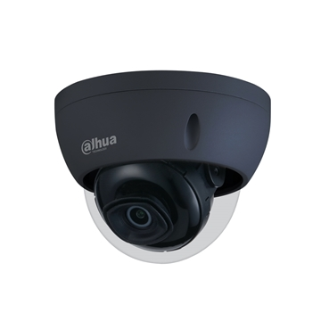 Afbeeldingen van IP Dome camera 4MP dark grey Fixed lens SD