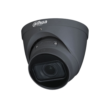 Afbeeldingen van IP Dome camera 4MP dark grey Motorised lens SD