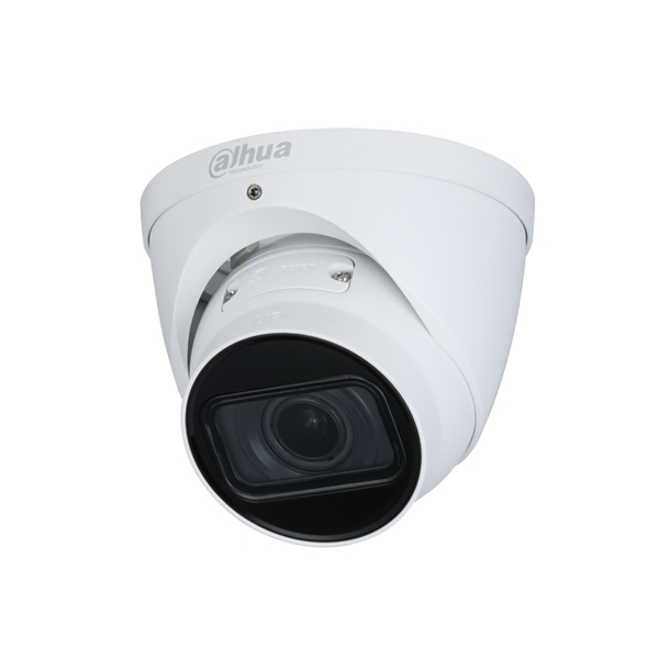 Picture of IP Dome camera 5MP white Motorised lens SD