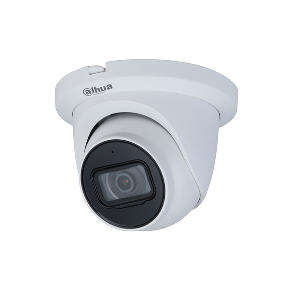 Afbeelding van IP Dome camera 8MP white Fixed lens SD MIC