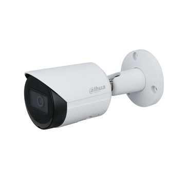 Afbeeldingen van IP Bullet camera 2MP white Fixed lens SD