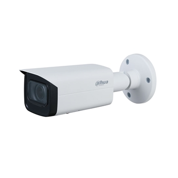 Afbeeldingen van IP Bullet camera 4MP white Motorised lens SD