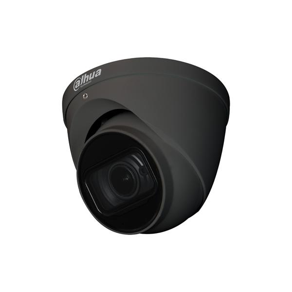 Image de HDCVI Dome camera 2MP dark grey Motorised lens MIC