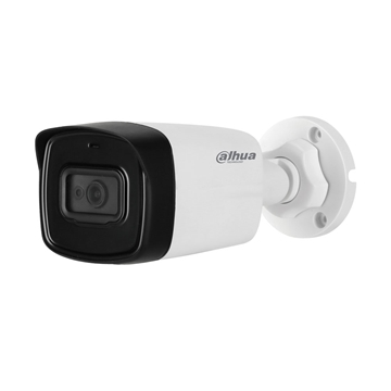 Afbeeldingen van HDCVI Bullet camera 2MP white Fixed lens MIC