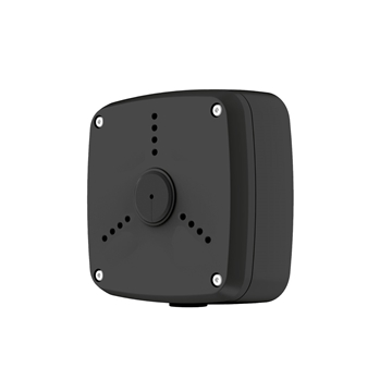 Afbeeldingen van Junction box DAH dark grey IP66 3 screws
