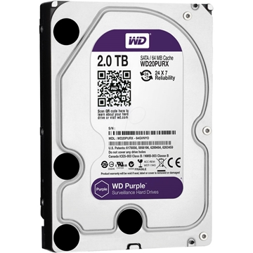 Picture of Surveillance hard disc 2TB