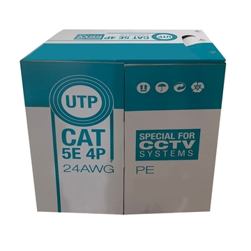 Afbeeldingen van Roll 305m UTP CAT5 for outdoor