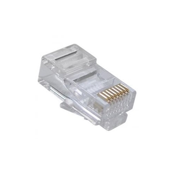 Afbeeldingen van Connectors RJ45 CAT6 10 pieces