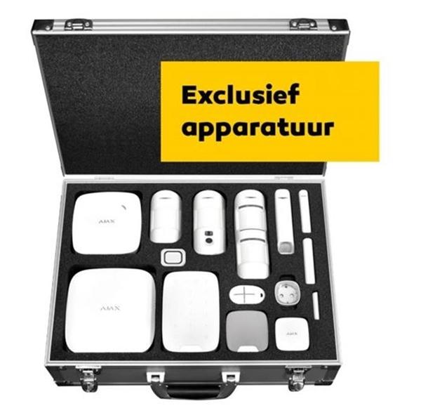 Afbeelding van Ajax demo koffer