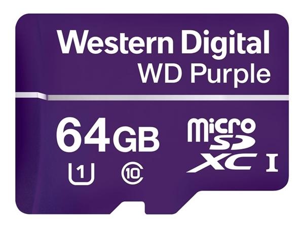 Image de MicroSD card 64GB
