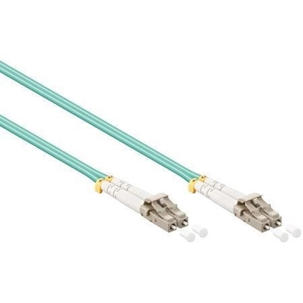 Picture of Optical fiber cable 200m + LC connections