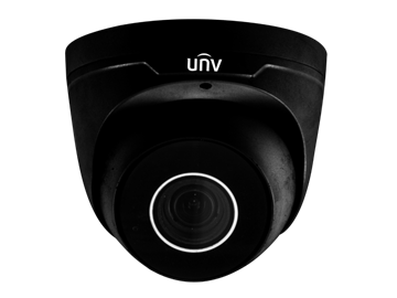 Image de IP Dome camera 4MP black motorised lens