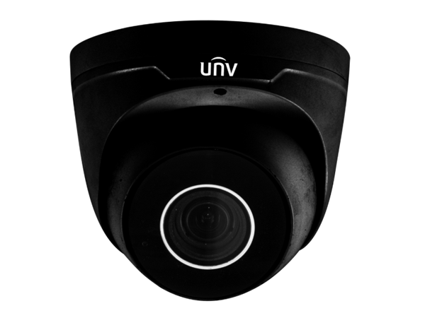Picture of IP Dome camera 4MP black motorised lens