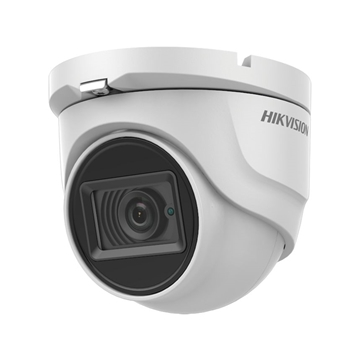 Afbeeldingen van HDTVI Dome camera 8MP white fixed lens