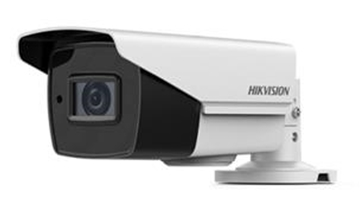 Afbeeldingen van HDTVI Bullet camera 5MP white motorised lens