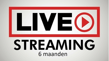 Image de 6 mois de livestreaming