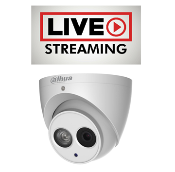 Picture of Camera met micro voor live streaming