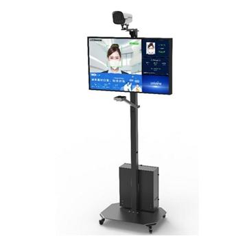 Afbeeldingen van Corostop kit : Camera + temperatuur sensor + Monitor
