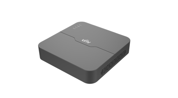 Image de NVR 4 Channel 80Mbps 1HDD 4xPOE