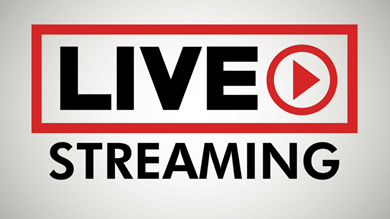 Afbeelding voor categorie Live streaming