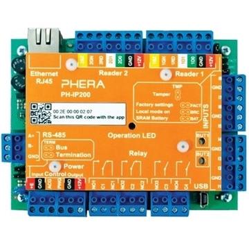 Image de Phera 2 deurs controller PoE alleen print