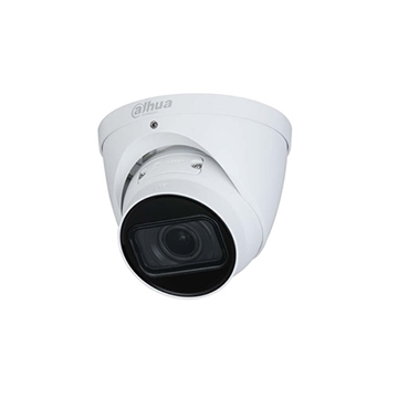 Picture of IP dome camera 8MP white motorised lens SD