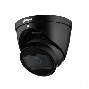 Afbeeldingen van IP Dome camera 5MP Black Motorised lens SD