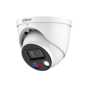 Image de IP Dome camera 5MP White Fixed lens MIC Speaker SD SMD Plus TiOC