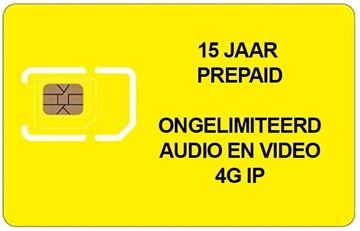Image de PREPAID SIM 15 JAAR ONGELIMITEERD 4G voor 20 appartementen